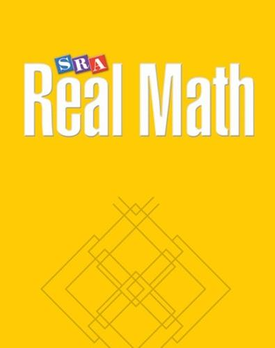 Real Math - Number Strip - Grades K-2 - SRA REAL MATH (Book)