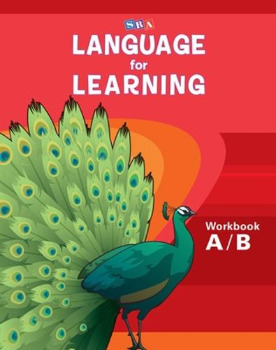Language for Learning, Workbook A & B - DISTAR LANGUAGE SERIES (Paperback)