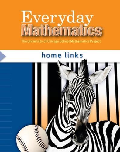 Everyday Mathematics, Grade 3, Home Links - EVERYDAY MATH (Paperback)