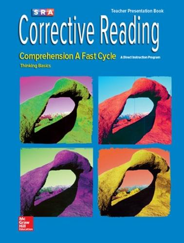 Corrective Reading Fast Cycle A, Presentation Book - CORRECTIVE READING DECODING SERIES (Paperback)