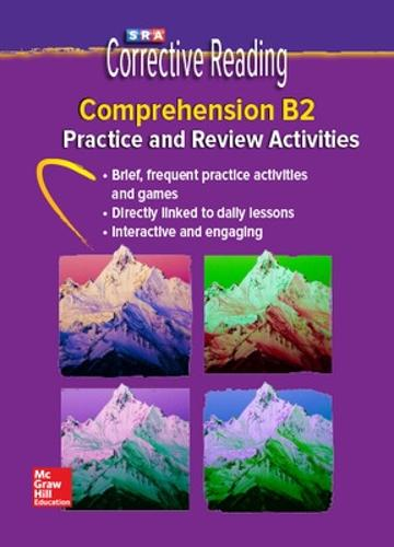 Corrective Reading Comprehension Level B2, Student Practice CD Package - CORRECTIVE READING DECODING SERIES (CD-ROM)