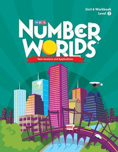 Number Worlds Level I, Student Workbook Data Analysis (5 Pack) - NUMBER WORLDS 2007 & 2008 (Book)
