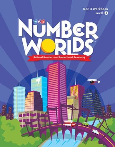 Number Worlds Level J, Student Workbook Proportions (5 Pack) - NUMBER WORLDS 2007 & 2008 (Book)