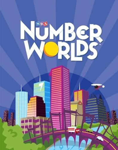 Number Worlds Level J, Instructional Activity Cards - NUMBER WORLDS 2007 & 2008 (Book)