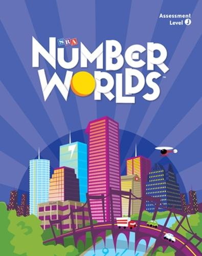 Number Worlds Level J, Assessment Package - NUMBER WORLDS 2007 & 2008 (Book)