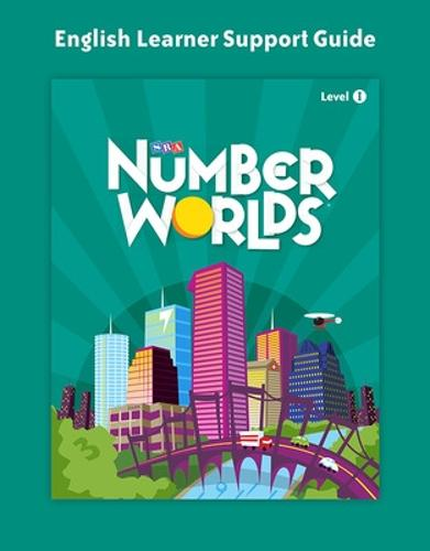 Number Worlds Level I, English Learner Support Guide - NUMBER WORLDS 2007 & 2008 (Book)