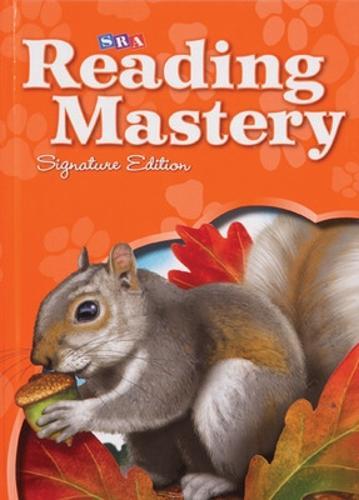 Reading Mastery Reading/Literature Strand Grade 1, Workbook A - READING MASTERY LEVEL VI (Paperback)