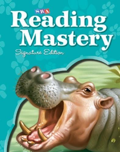 Reading Mastery Reading/Literature Strand Grade 5, Workbook - READING MASTERY LEVEL VI (Paperback)