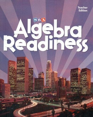 Algebra Readiness Teacher Edition - NUMBER WORLDS 2007 & 2008 (Hardback)