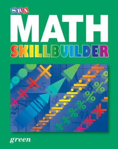 SRA Math Skillbuilder - Student Edition Level 6 - Green - SPECTRUM MATH (Paperback)