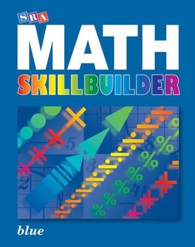 SRA Math Skillbuilder - Student Edition Level 7 - Blue - SPECTRUM MATH (Paperback)