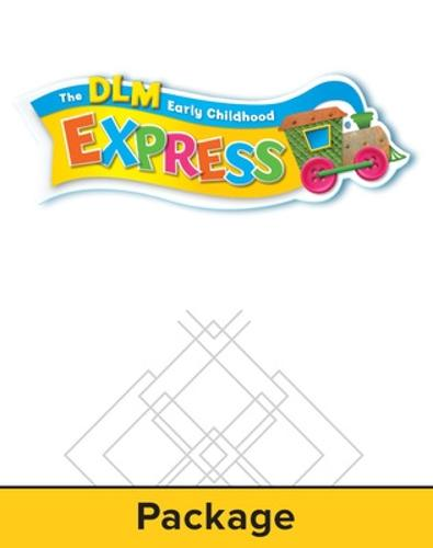 DLM Early Childhood Express, Concept Big Book Package Spanish (4 books, 2 Units per book) - EARLY CHILDHOOD STUDY