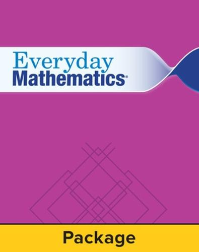 EM4 Comprehensive Classroom Resource Package, Grade 4, 6 Years - EVERYDAY MATH