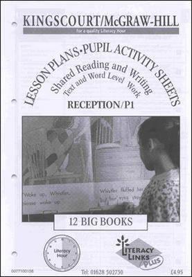 Correlation Reception Big Book - Literacy plus links (Paperback)