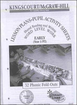 Correlations: Year 1 Phonics - Literacy Links Plus (Paperback)