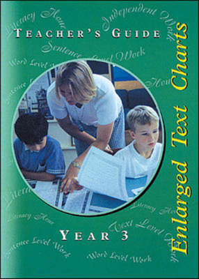 Year 3 Enlarged Text Poster Pk - Literacy Links Plus (Paperback)