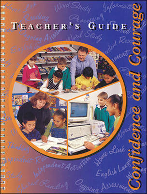 Confidence and Courage: Chapter Book Questioning the Text - Literacy Links Plus (Paperback)