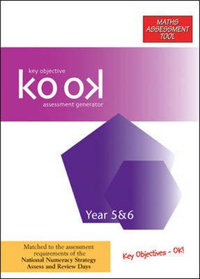 Maths Tester (Kook) 5 / 6 - Maths Assessment CD Rom - B06 (CD-ROM)
