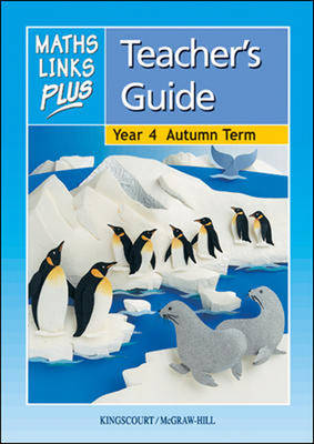 Mlp Yr 4 Autumn Term (Term 1) Teachers Guide (Paperback)