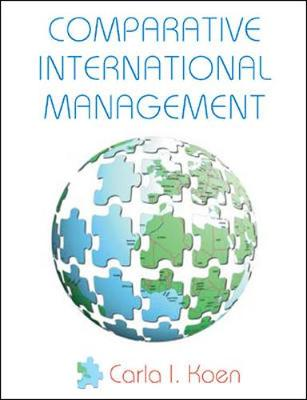 Comparative International Management (Paperback)