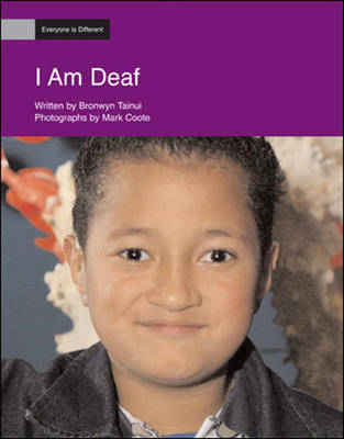 I am Deaf: Everyone is Different (Pack of Six) (Paperback)