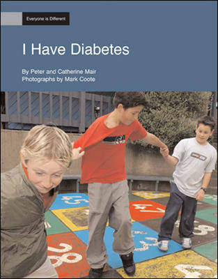 I Have Diabetes: Everyone is Different (Pack of Six) (Paperback)
