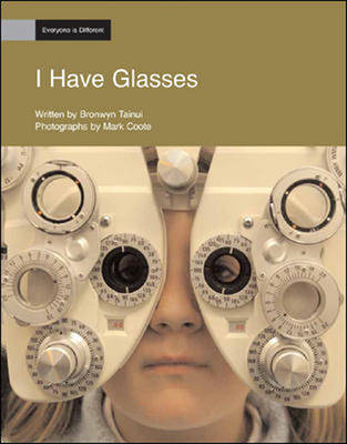 I Have Glasses: Everyone is Different (Pack of Six) (Paperback)
