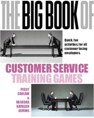 The Big Book of Customer Service Training Games (Paperback)