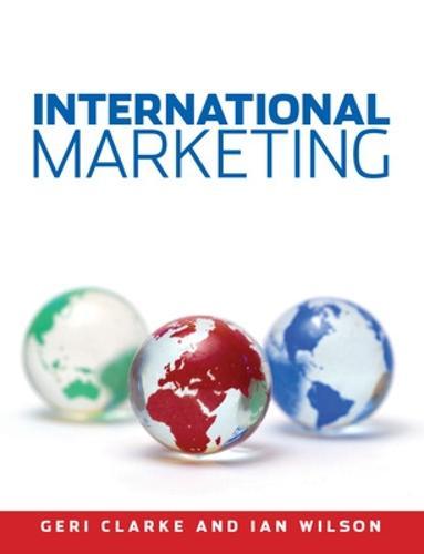 International Marketing (Paperback)