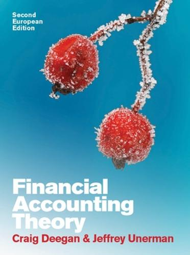 Financial Accounting Theory: European Edition (Paperback)
