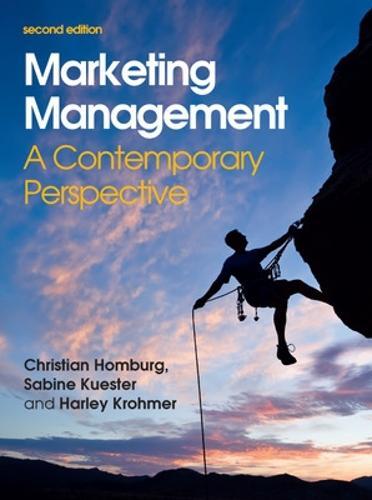 Marketing Management (Paperback)