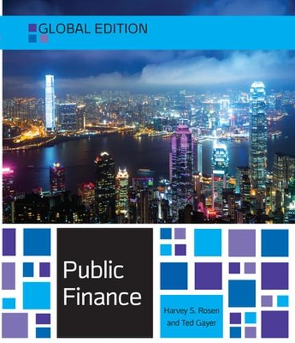 Public Finance, Global Edition (Paperback)