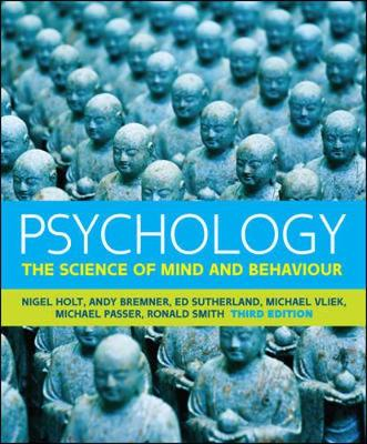 Psychology: The Science of Mind and Behaviour: The Science of Mind and Behaviour (Paperback)