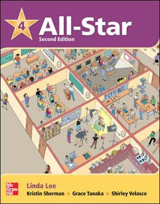 All Star 4 Student Book (Paperback)