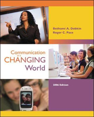 Communication in a Changing World with CD-ROM 2.0 (Book)