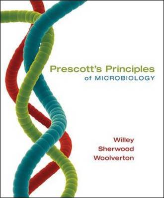 Prescott's Principles of Microbiology (Hardback)
