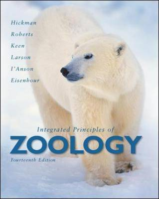 Integrated Principles of Zoology (Hardback)