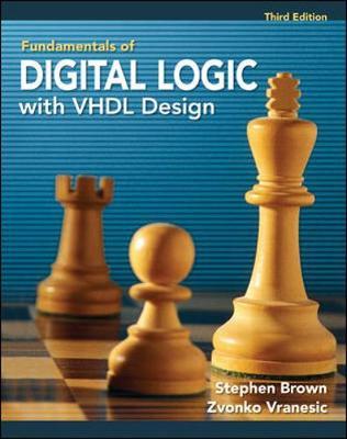 Fundamentals of Digital Logic with VHDL Design with CD-ROM (Hardback)