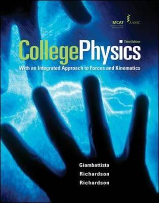 College Physics: v. 1 (Hardback)
