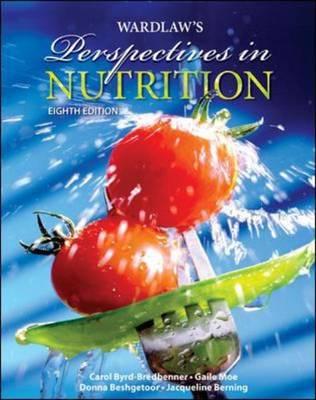 Wardlaw's Perspectives in Nutrition (Hardback)