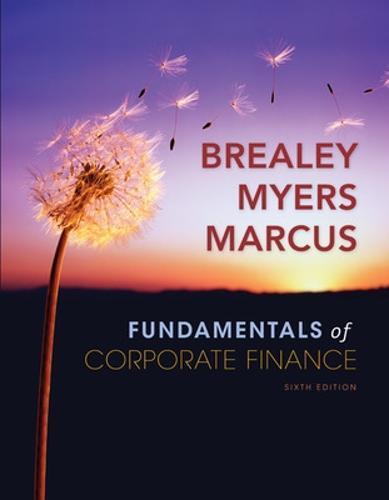 Fundamentals of Corporate Finance (Hardback)