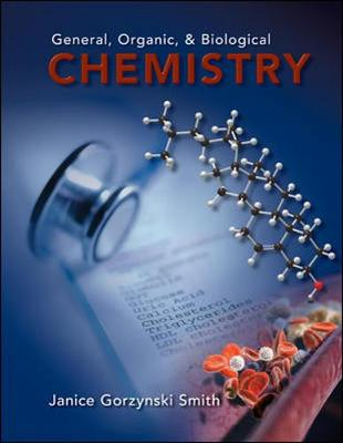 General, Organic and Biological Chemistry (Hardback)