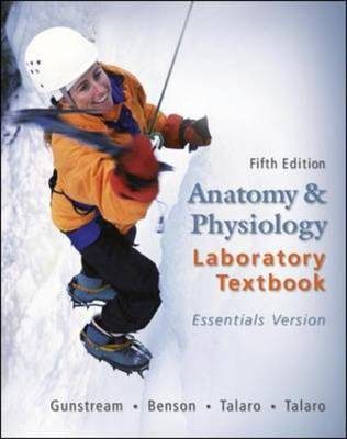 Anatomy and Physiology Laboratory Textbook: Essentials Version (Hardback)