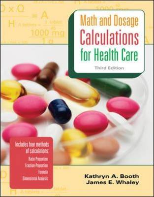 Math and Dosage Calculations for Health Careers