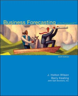 Business Forecasting with Student CD (Book)
