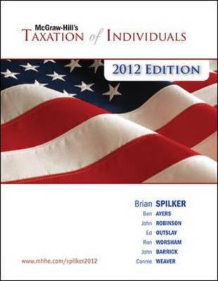 McGraw-Hill's Taxation of Individuals 2012 (Hardback)