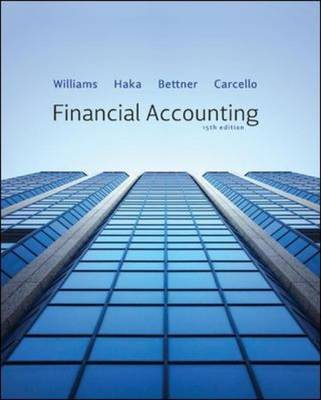 Financial Accounting (Hardback)