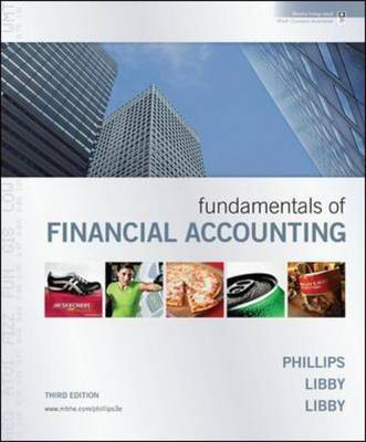 Fundamentals of Financial Accounting with Annual Report (Hardback)