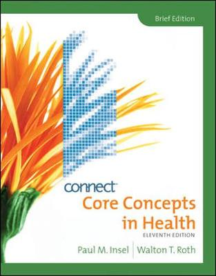 Core Concepts in Health: Core Concepts in Health (Paperback)