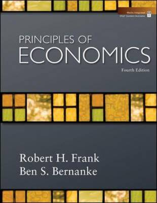 Principles of Economics + Economy 2009 Update (Hardback)